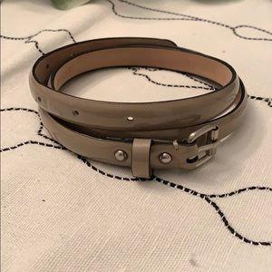 Ann Taylor Patent Belt